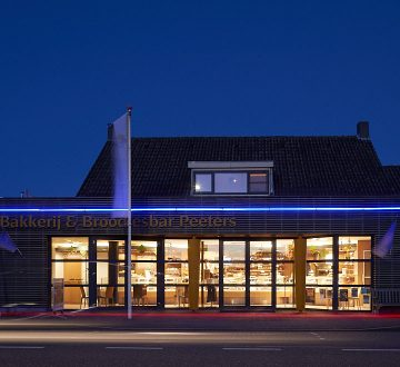 Bakker Peeters / Lunchroom