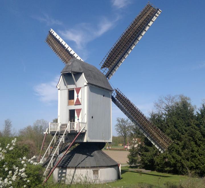 Sint Anthoniusmolen (Sankt Antoniusmühle)